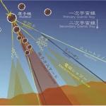 宇宙線が生成する「空気シャワー」
